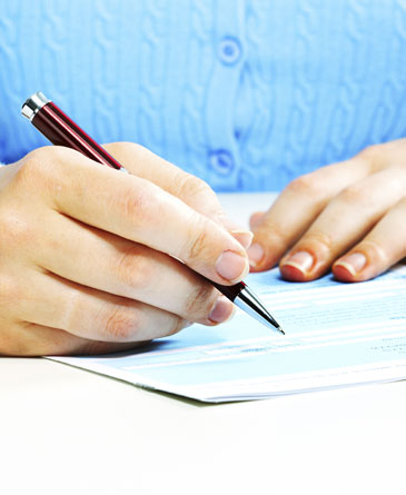 writing a statement for the family court